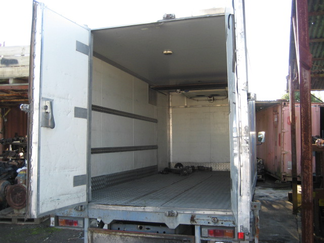 We Need Yard Space! Cheap Truck Chiller Body (say That One Fast!)