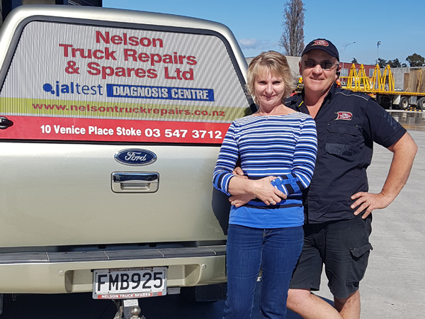 Nelson Truck Repairs & Spares Ltd - truck parts and fleet maintenance
